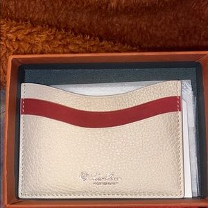 Loro Piana credit card holder